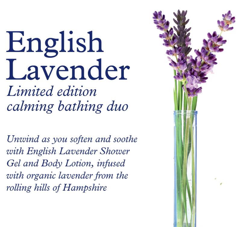 �ล�าร���หารู��า�สำหรั� neal's yard remedies English lavender Bath